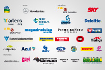 image with the logos of the sponsors of the Guri Program