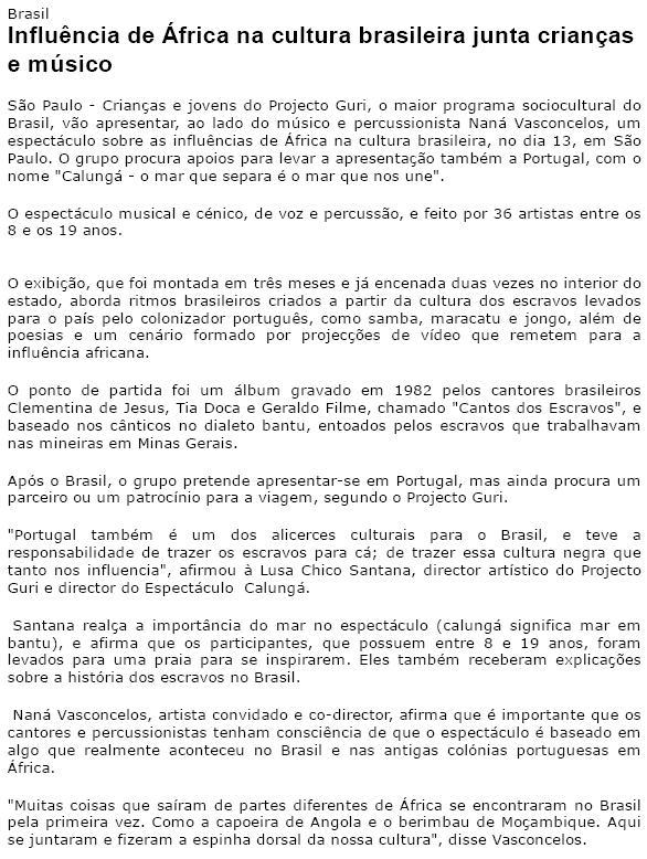 angola press - 09.07.2012