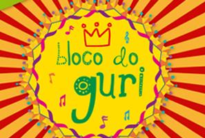 Imagem da Logomarca do Projeto Bloco do Guri