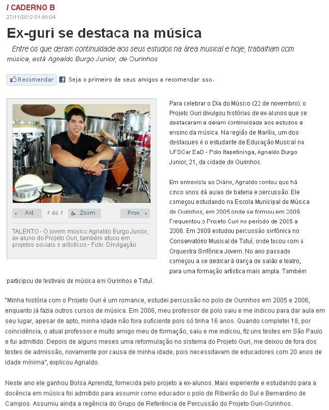 dirio de marlia - 27.11.2012
