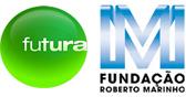 Logo do parceiro Fundação Roberto Marinho e Canal Futura