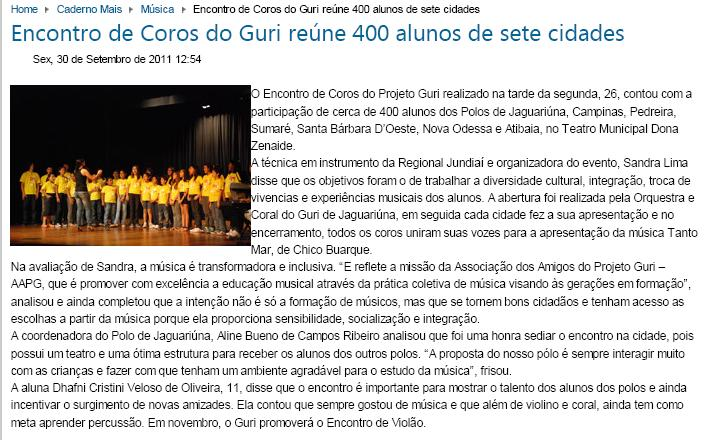 gazeta regional - 30.09.2011
