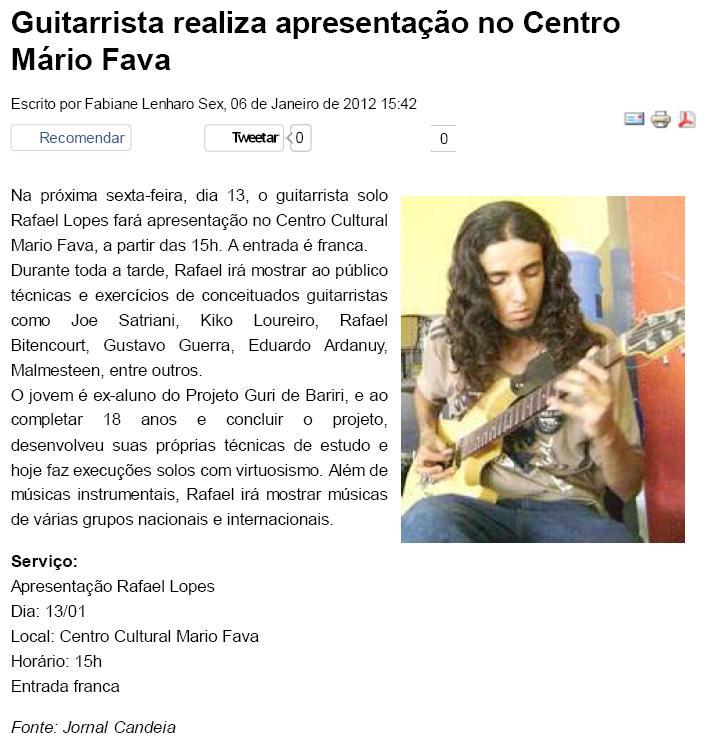 jornal candeia - 06.01.2012