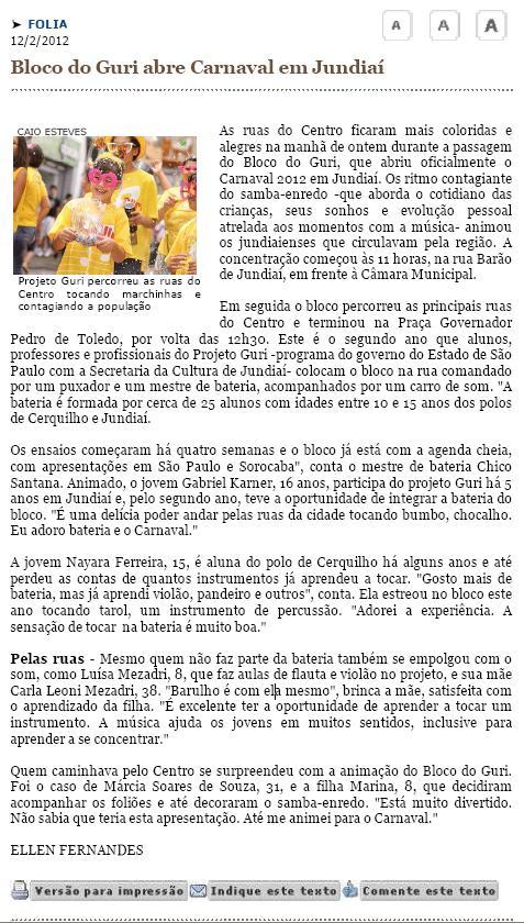jornal de jundia 12.02.2012