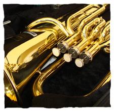 picute of a bass tuba