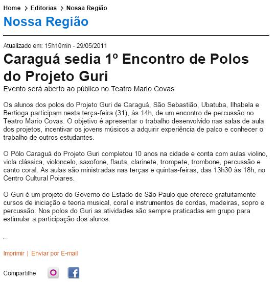 v news caragu
