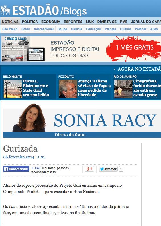 sonia_racy_guriesporte_fevereiro_estadaonline