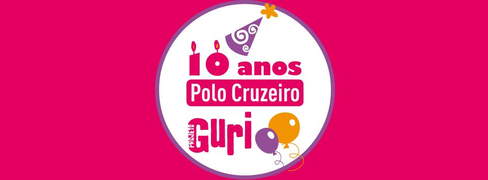 Projeto Guri em Cruzeiro comemora 10 anos