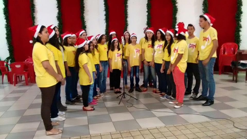 Natal em Andradina