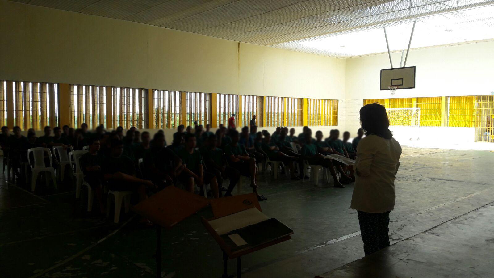 Inauguração Polo CASA Nelson Mandela, em Bauru