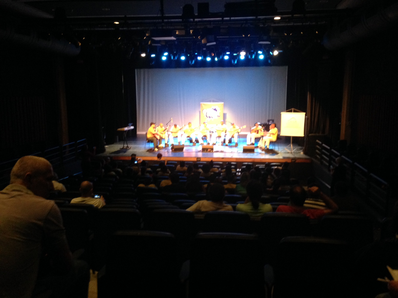 Adolescentes se apresentaram no MUSICASA 2016