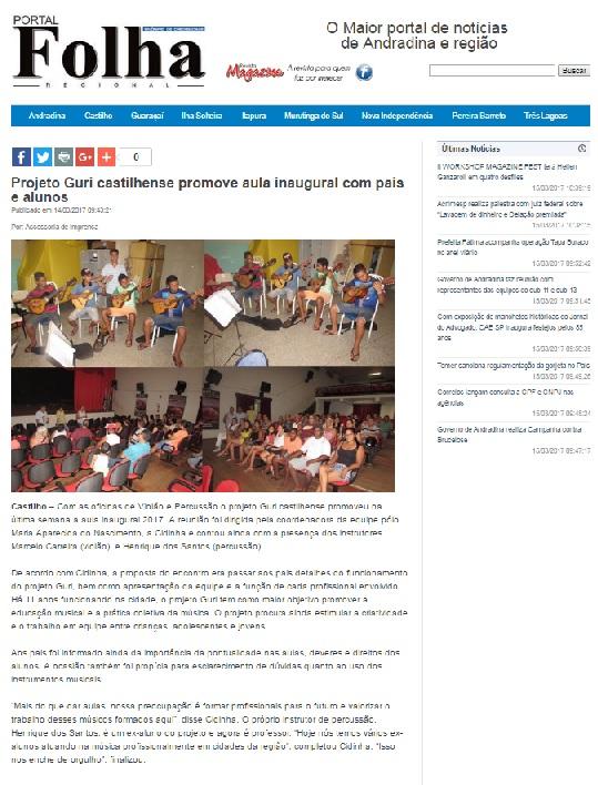 Projeto Guri Castilhense