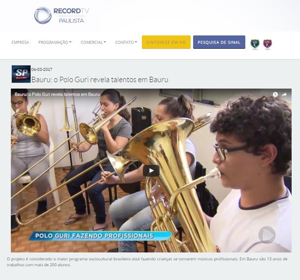 Record - Bauru