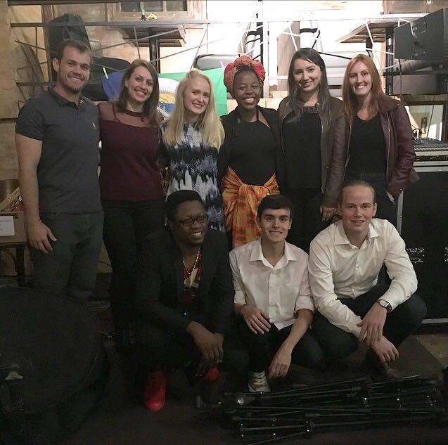 Concerto MOVE reúne intercambistas moçambicanos e noruegueses