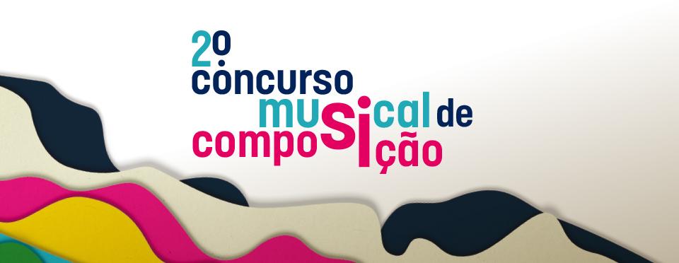 Concurso Musical de Composição - slide geral