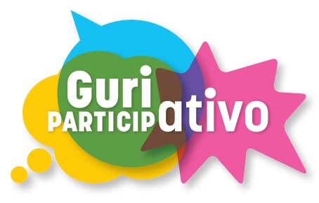 Guri participativo - logo