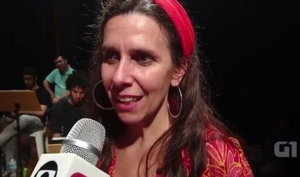 Nora Sarmoria - G1