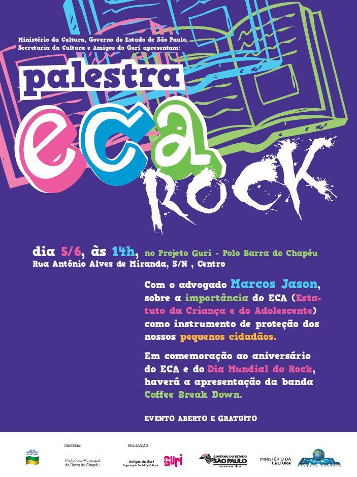 Polo Pirajú -  ECA Rock