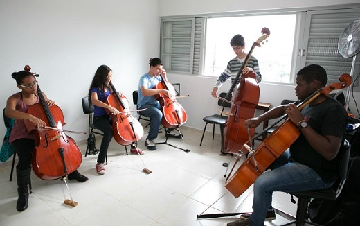 Alunos do Polo Ribeirão Preto