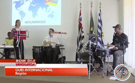 Guri Internacional Band - apresentação 2