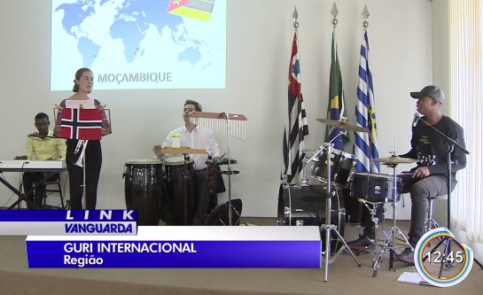 Guri Internacional Band - apresentação