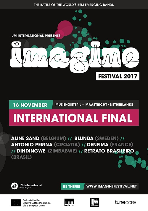 cartaz Imagine Internacional novo