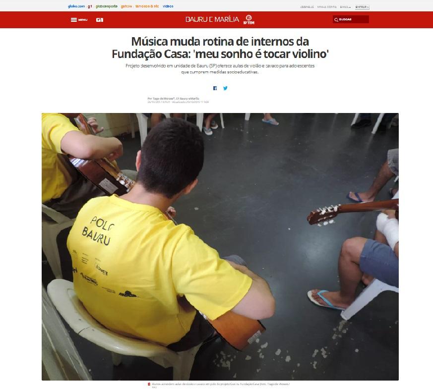 Fundação CASA - G1