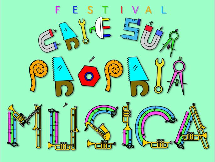 Festival crie sua própria música - 2018