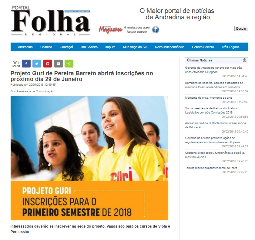 Portal Folha