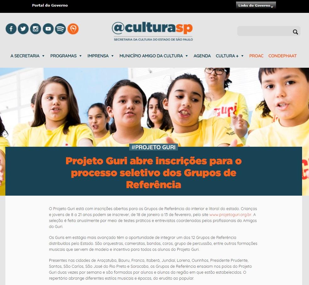 Portal de Cultura
