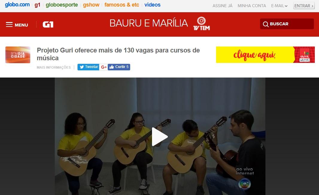 Bauru e Marília