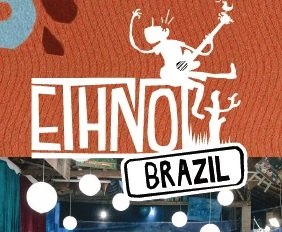 cartaz - Ethno Brazil - animado