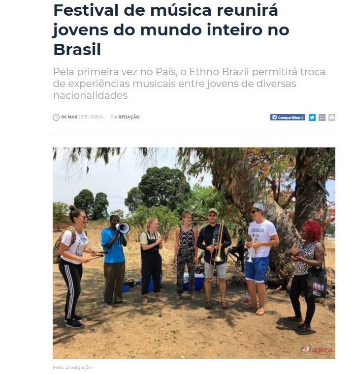 Ethno Brazil - São Carlos Agora