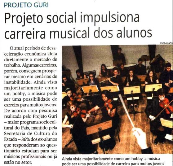 Projeto Social impulsiona