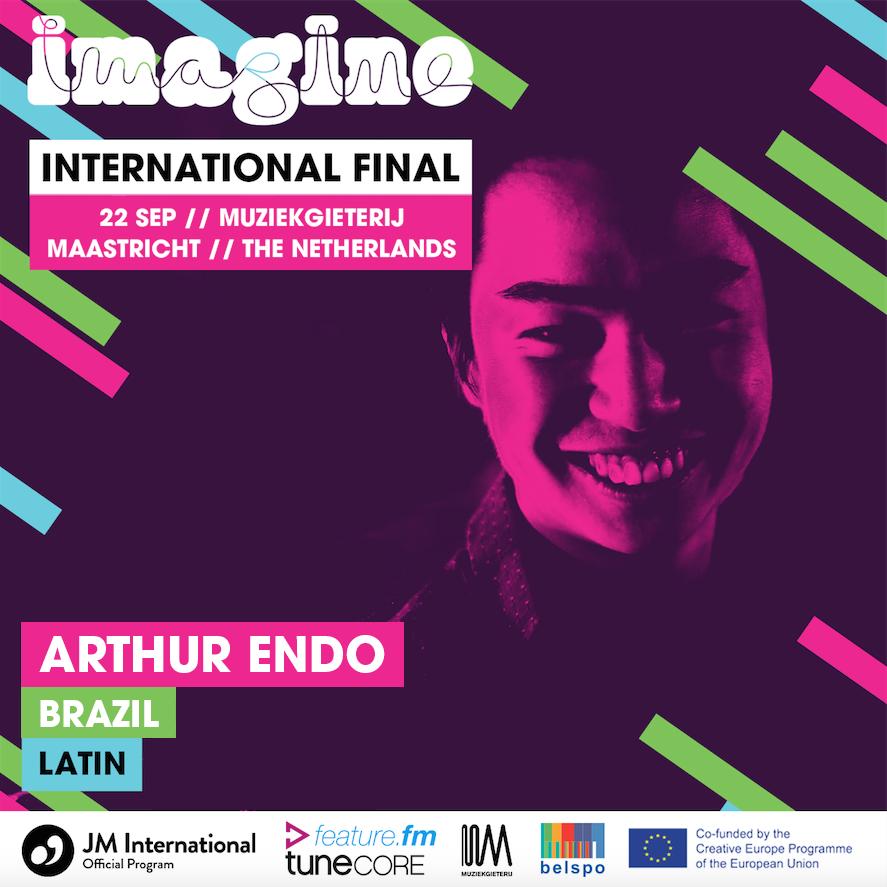 Arthur Endo - cartaz - Internacional