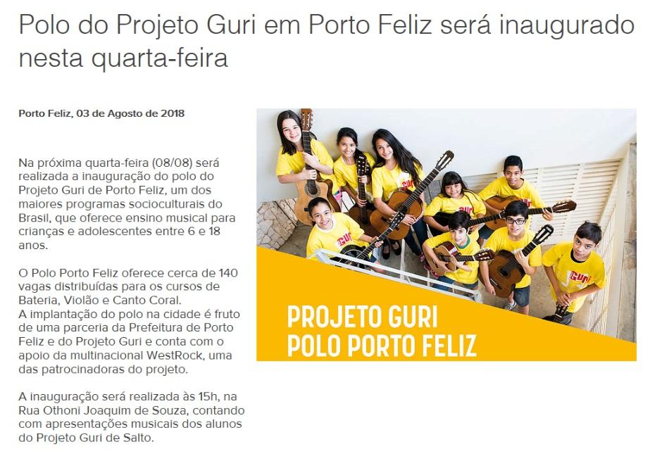 Porto Feliz