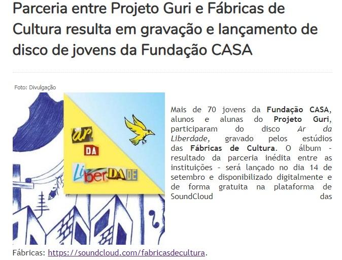Jornal de Votorantim - CD FC