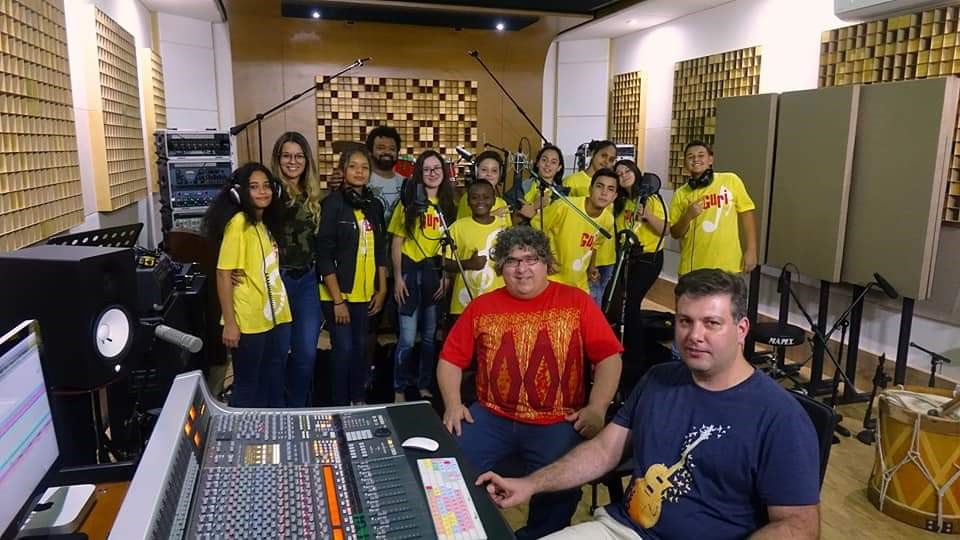 Concurso de composição - Lençóis Paulista