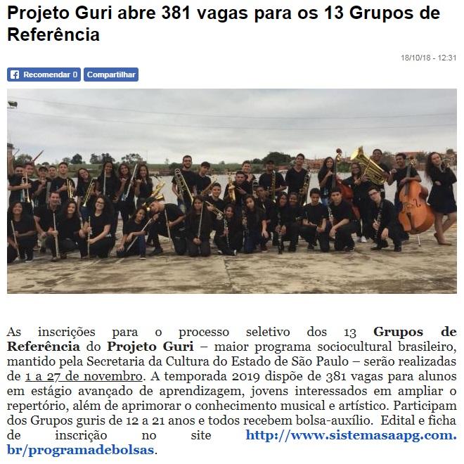 Folha São Carlos