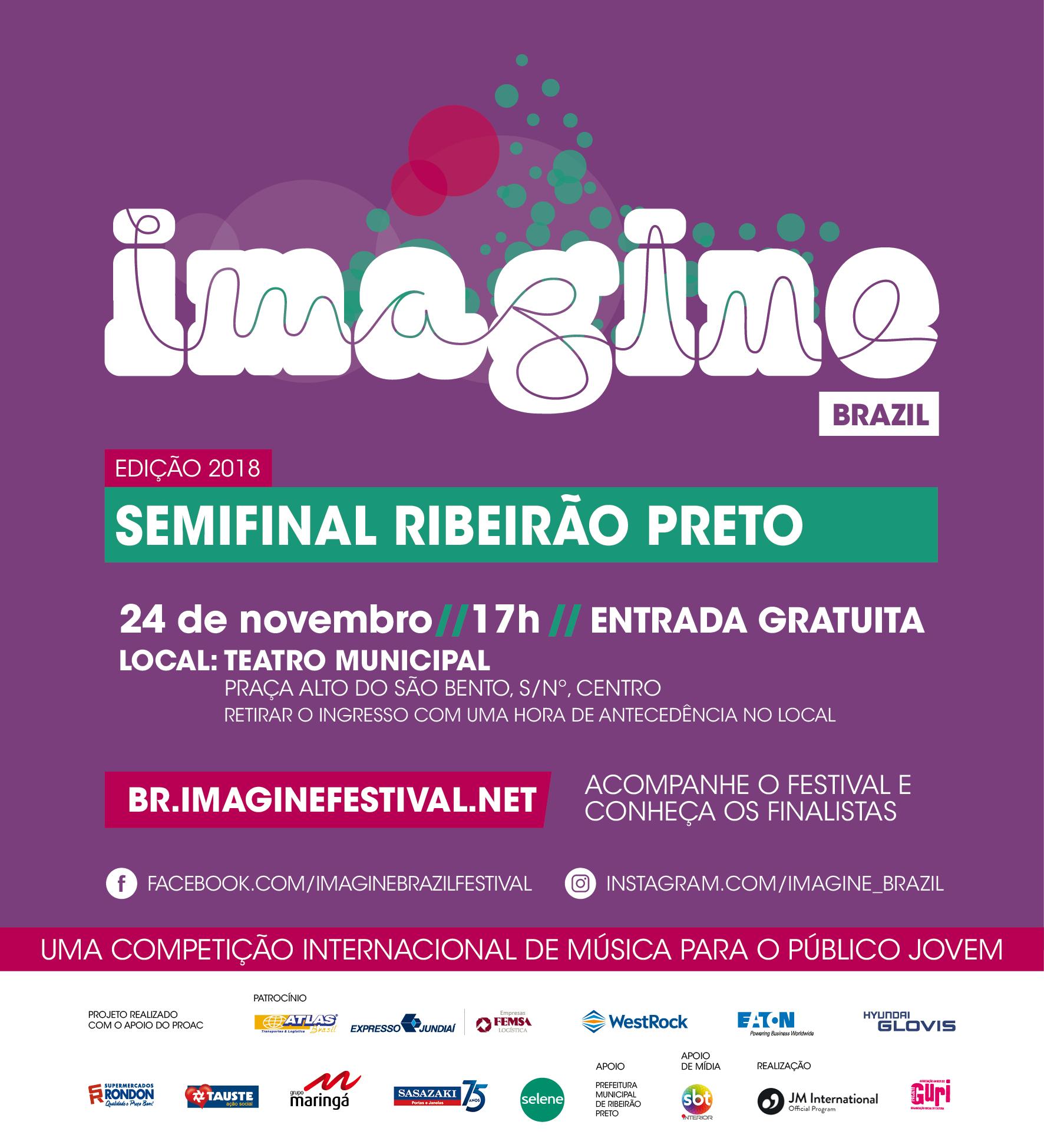 Imagine - Ribeirão Preto