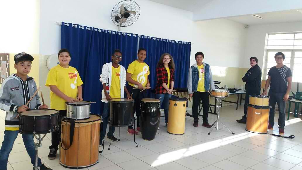 Jundiaí - percussão 2