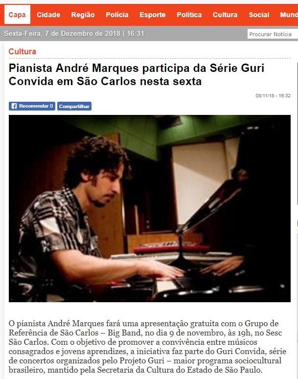 Folha São Carlos e região