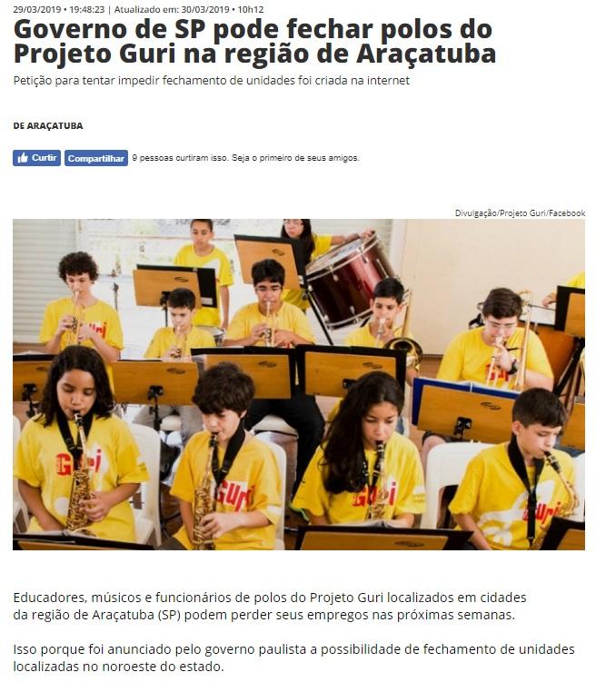 SBT - Araçatuba
