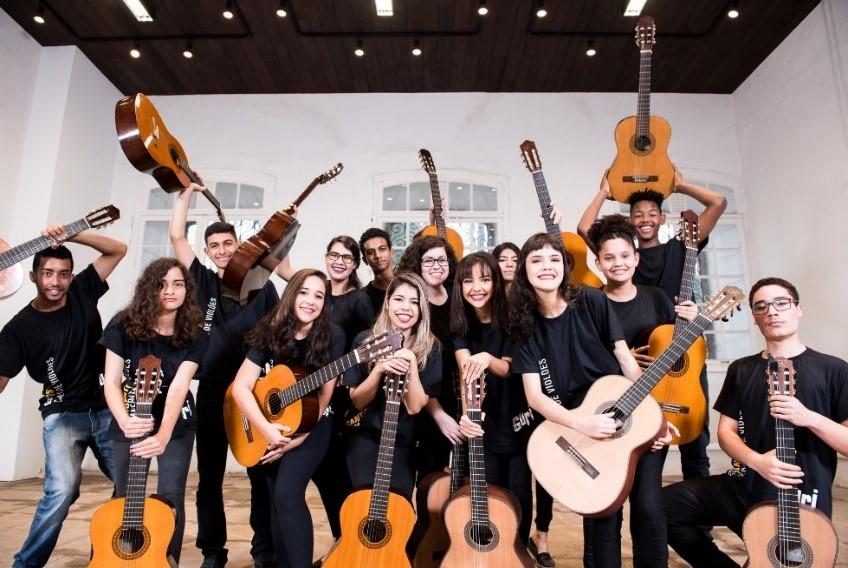 Camerata de violões