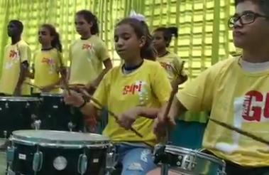 EmCena - Festival de Sopros e Percussão de Ibirá