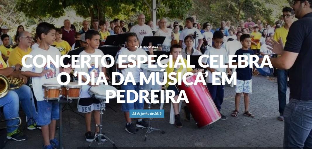 Dia da Música - Rota das Águas