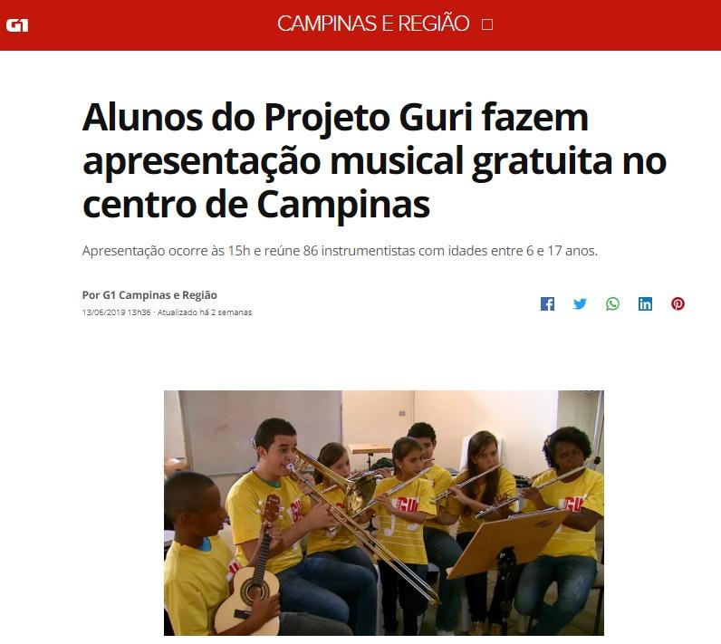 G1 - Campinas