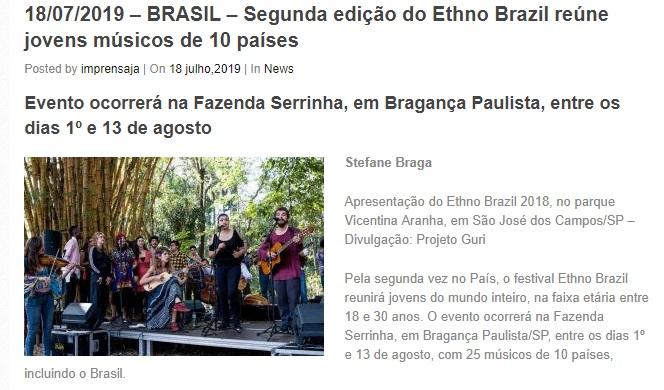 18-7 - Ethno Brazil