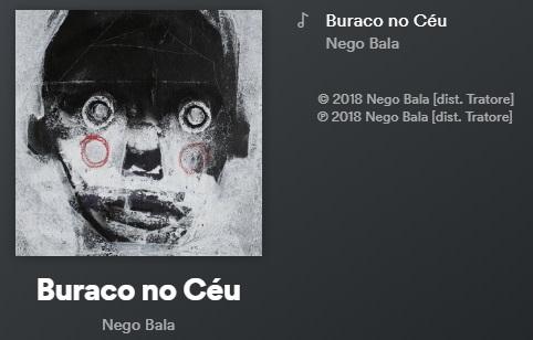 Buraco no Céu - 2019