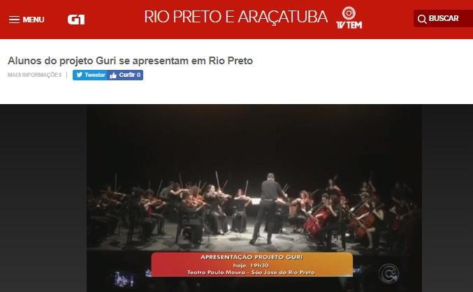 Rio Preto e Araçatuba